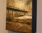 8 in x 8 in Wall Block - Your Choice of Print