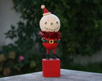 Ghoulie, the big Santa