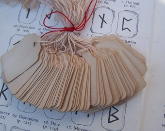 150x Ol time  price labels handing tags strung jewelry display Med size distressed  scrapbook