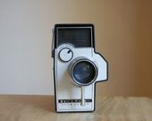 On sale, Vintage Bell Howell Zoom Reflex 8mm Camera