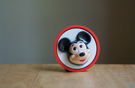 Mickey Mouse Nightlight, Working, By General Electric