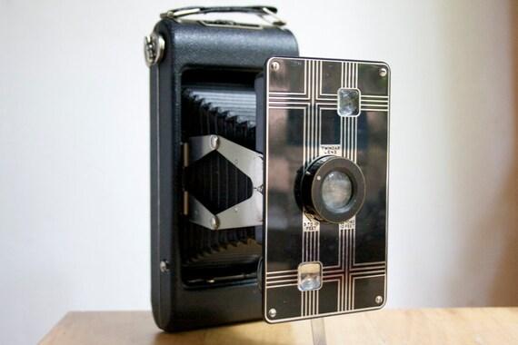 RESERVED Camera, Jiffy Six 16, Depression Era