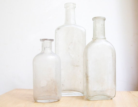 Instant Collection, Antique Glass Bottles