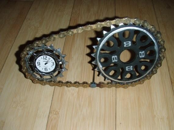 how to make chain like new bmx