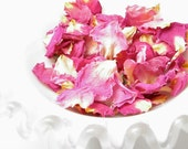 Pink Rose Scented Rose Petals: Homegrown Potpourri