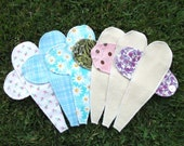 Mystery Pack Set of 6 Washable Cloth Menstrual Pantyliners - THONG, G-string