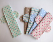 3 in 1 Foldable Cloth Menstrual Pad - SAMPER SET 2ct