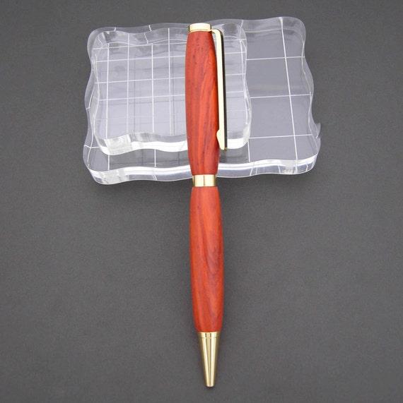 Pen made from  Padauk Wood