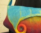 spiral felt bag