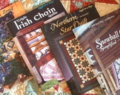 Quilting Books - Set of 4