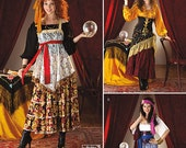 Simplicity Pattern 2331 - Gypsy Chic - Sz 14-22