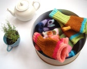 Fingerless gloves, mittens, armwarmer women gloves