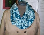 Silk Kimono Wrap/Scarf