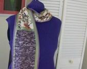 Silk Kimono Scarf