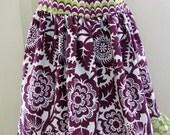 Twirly Peasant Dress 4/5