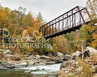O and W Bridge - 8x10 Photograph