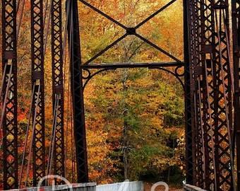 O and W Bridge - 10x15 Photograph