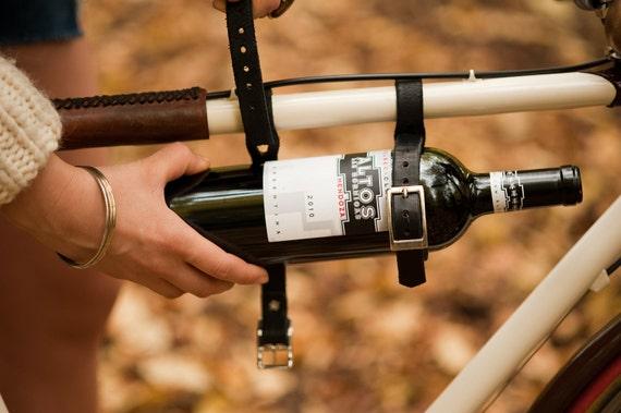 SALE Wine Bottle Belts
