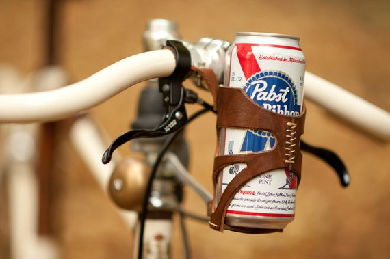Bicycle Can Cage - Handlebar Beverage Holder