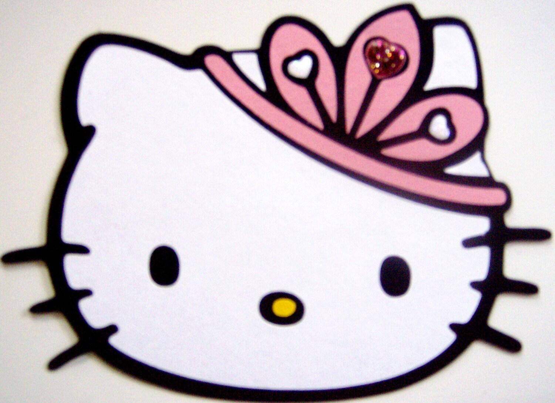 Hello kitty princess paper piecing cricut by - Princesse hello kitty ...