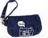 Padded Zippered Camera Case Pouch