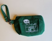Padded Zippered Camera Case Pouch RESERVED FOR DOUGLAS