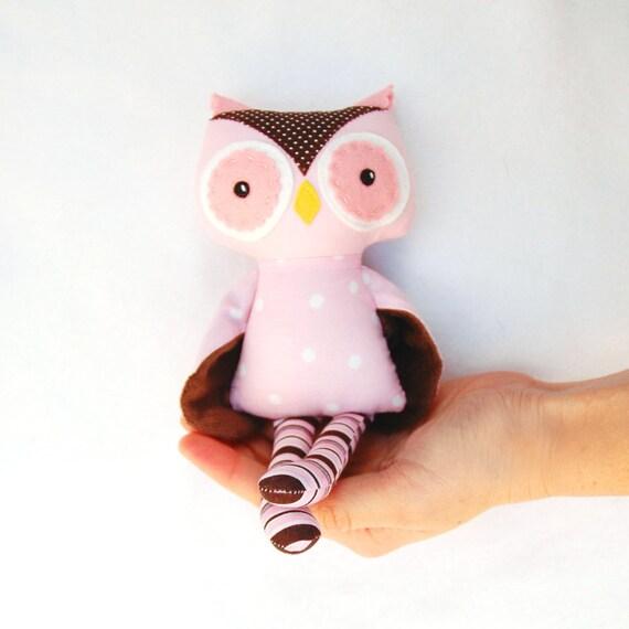 Owlisha the mini owl