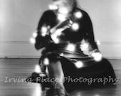 Queen of Pentacles, Fine Art Photograph, 5x7 Glossy Print, unframed