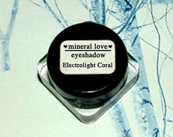 Electrolight Coral Small Size Eyeshadow