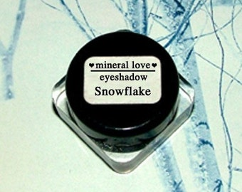 Snowflake Small Size Eyeshadow