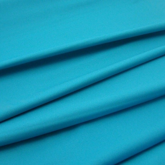 Turquoise Bella Solid Cotton Fabric from Moda - 1 YD