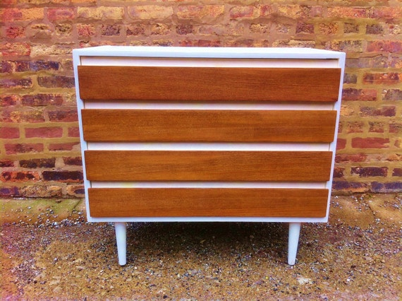 Mid Century Petite Dresser