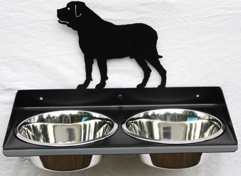 elevated dog feeder for mastiff wall mount design. Black Bedroom Furniture Sets. Home Design Ideas