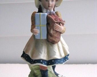 Holly Hobbie Figurine Vintage