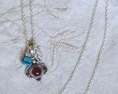 Charmed Sterling Necklace