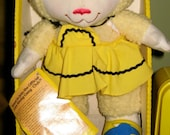 Get Along Gang Doll-1980s Vintage with Original Box  (Holiday Birthday Sale)