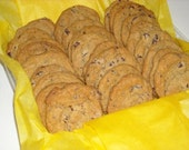 Mini Vegan Chocolate Chip Cookies (2 dozen)