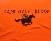 ORIGINAL Youth Camp Half-Blood T Shirt Children's  Medium ( KIDS 10-12) not a redesign