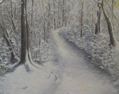 Home Place Road, Winter