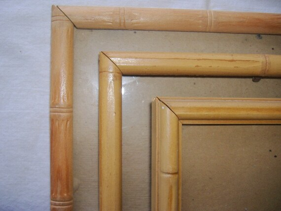 bamboo wood frame - photo #9