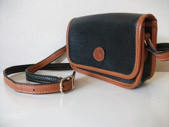 80s DB Inspired Small AWL Shoulder Bag