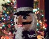 Custom Nutcracker Doll