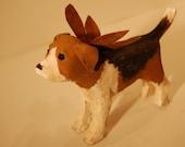 Carved Beagle