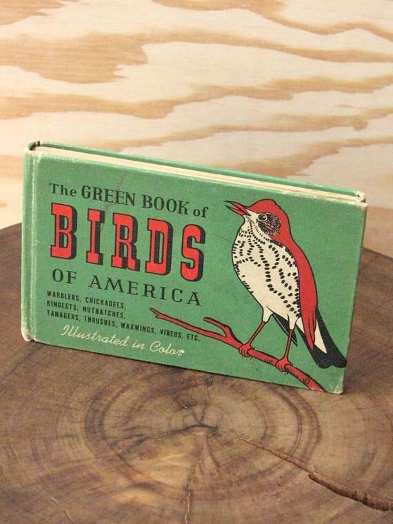 Vintage 'Birds of America' Book (1941)