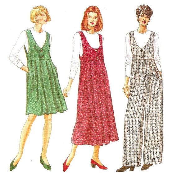 New Vogue V8659 Sewing Pattern  Women39s Dress Tunic And Pants Caftan