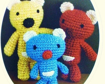 Amigurumi Doll Pattern Book : Best book magical amigurumi toys images