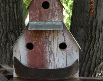 my spy birdhouse instructions