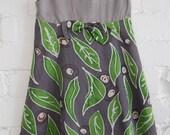 Dress - Gum Leaf