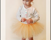 Custom Prissy Length Tutu 0-6yrs - You Choose Colors and size - Sale on accessories see description