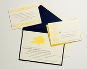 Campagna Wedding Invitation Stationery Suite